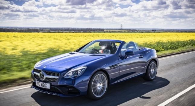 Mercedes-ი არაპოპულარული მოდელების წარმოების შეწყვეტისთვის მზად არის