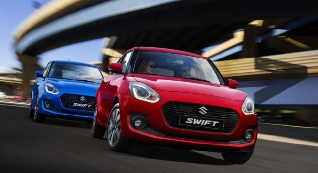 Suzuki და Mitsubishi ევროპაში დიზელის მოდელების გაყიდვას წყვეტენ