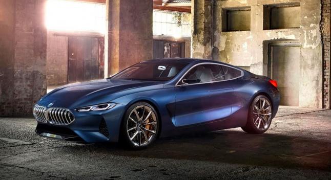 გაიცანით – კონცეპტუალური BMW 8-SERIES