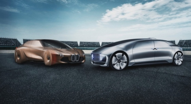 Daimler-ი და BMW თვითმართვად ავტომობილებს ერთობლივად გამოუშვებენ