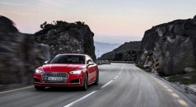 Audi-ს S5 ხაზი შესაძლოა, 342 ცხენის ძალის მქონე V6 დიზელის ძრავით აღიჭურვოს