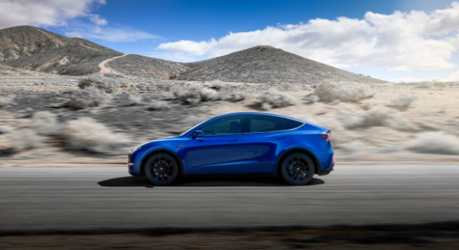 Tesla-მ ახალი კროსოვერი Model Y წარმოადგინა