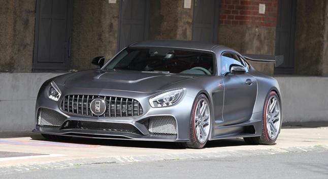 ახალი Mercedes-AMG GT–ი 860 ძალიანი ძრავით