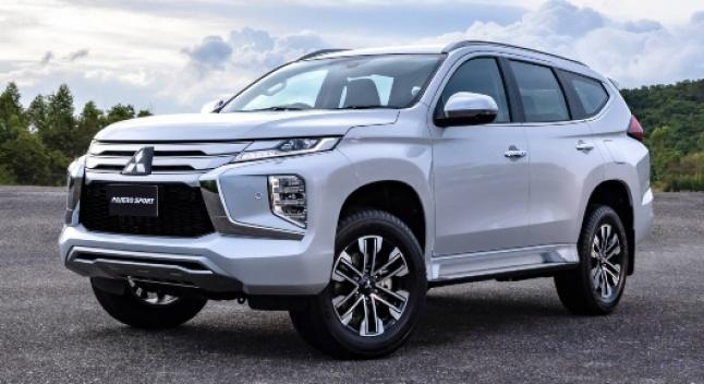 Mitsubishi-მ 2020 წლის Pajero Sport-ი წარმოადგინა