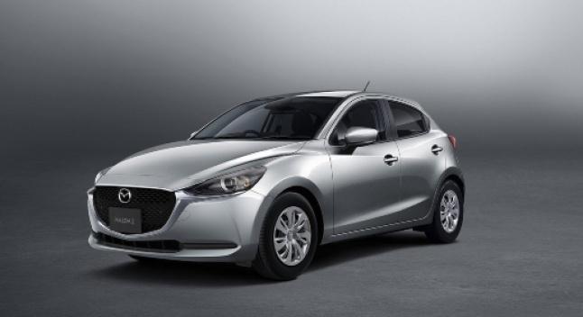 განახლებული Mazda2 ევროპის ბაზარზე 2020 წლის დასაწყისში გამოჩნდება დიზელისა და AWD-ს გარეშე