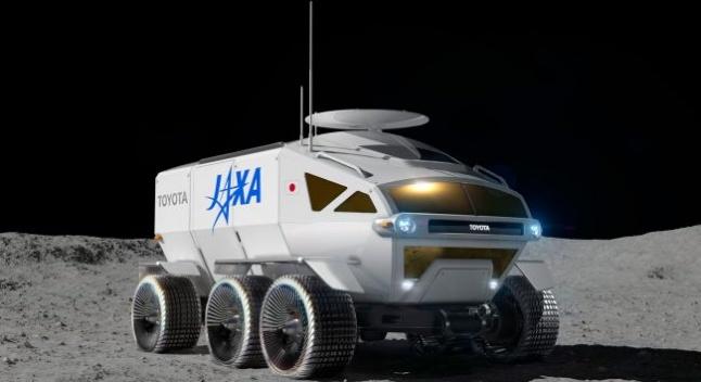 Toyota და იაპონიის კოსმოსური სააგენტო 2029 წელს მთვარეზე უზარმაზარ მავალს გაუშვებენ