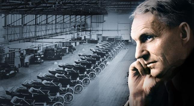 ჰენრი ფორდი - ადამიანი, რომელმაც მსოფლიოს ავტომობილი აჩუქა