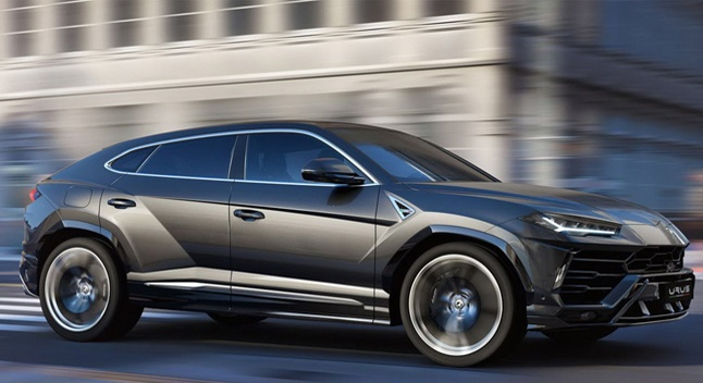 Urus  - მსოფლიოში ყველაზე სწრაფი ქროსოვერი Lamborghini-სგან
