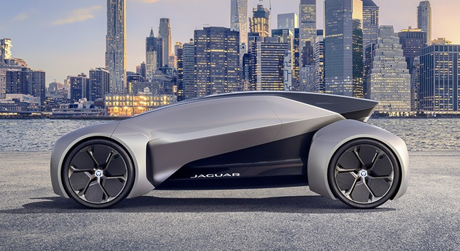 მომავლის ავტომობილის ბრიტანული ხედვა