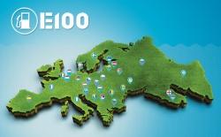 Gulf became the Partner of International Company E100